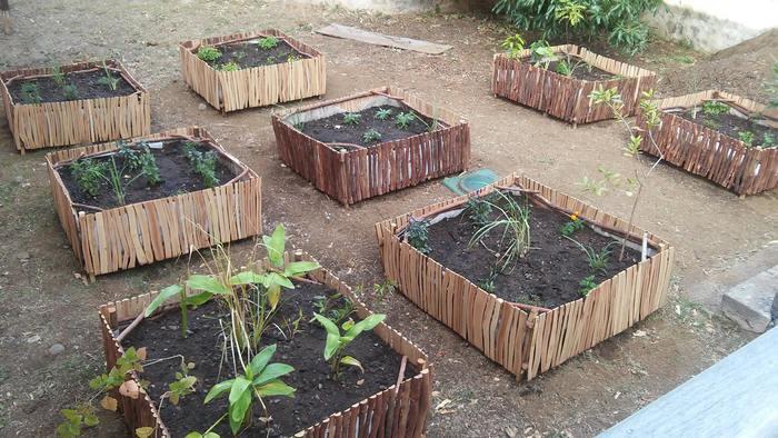 Journées du patrimoine 2019 - Métissage végétal : atelier de plantation du jardin aromatique