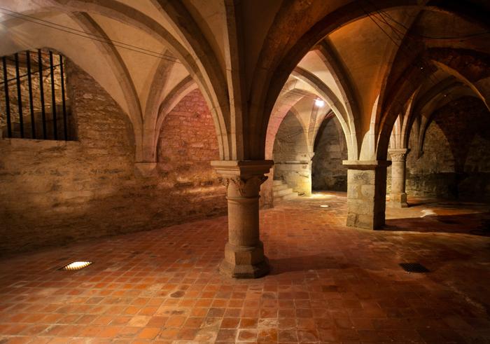 Journées du patrimoine 2019 - Les caves de l'hôtel de ville