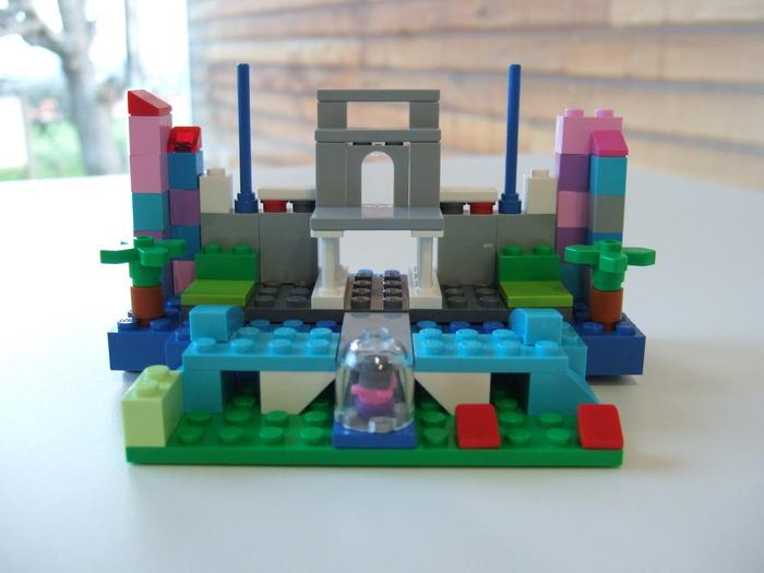 Journées du patrimoine 2020 - Fabrication de monuments en briques Lego