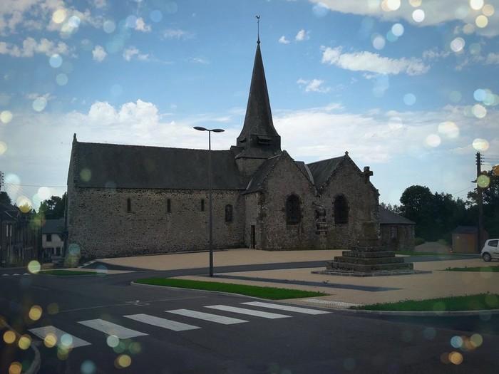 Journées du patrimoine 2019 - Eglise Cigné Ambrières Les Vallées