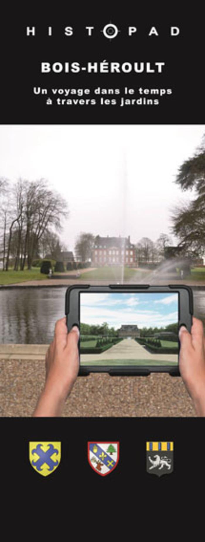 Journées du patrimoine 2019 - Visite libre du parc à travers les siècles en réalité virtuelle avec Histopad