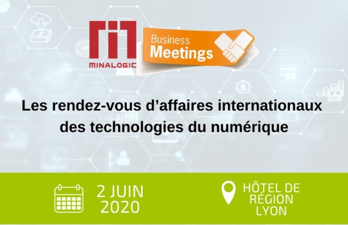 Minalogic Business Meetings 2020