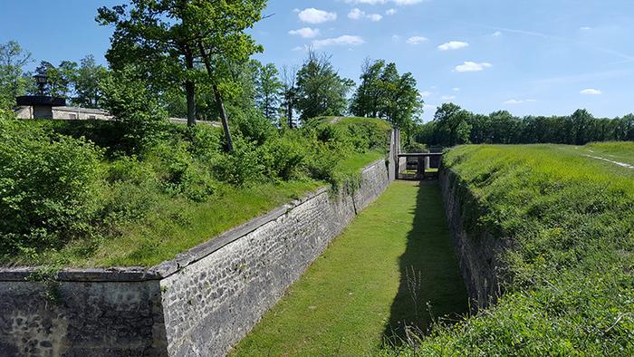 Journées du patrimoine 2020 - Visite commentée du Fort de Bruyères