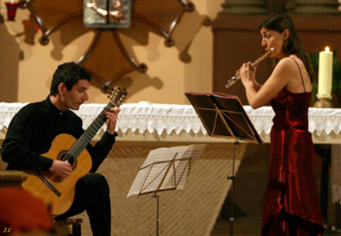 Journées du patrimoine 2019 - Concert du duo Sostenuto