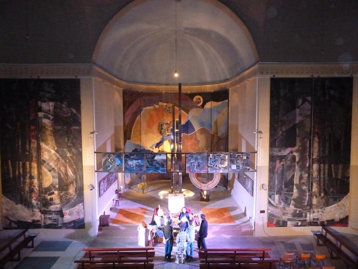 Journées du patrimoine 2020 - Visite commentée par l'Association Arts En Chœur