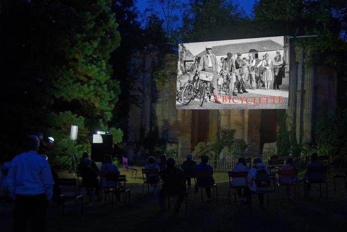 Journées du patrimoine 2019 - 2e Festival de l'Image Sonorisée