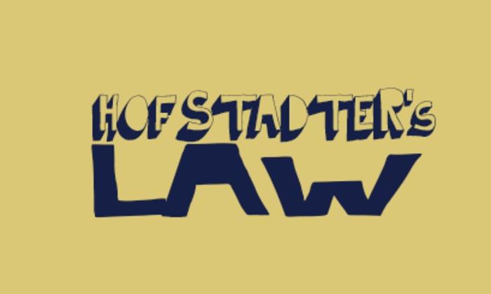 Fête de la musique 2019 - Hofstadter's Law