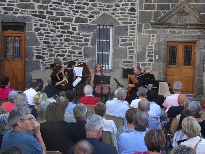 Journées du patrimoine 2019 - Concert gratuit de musique de chambre
