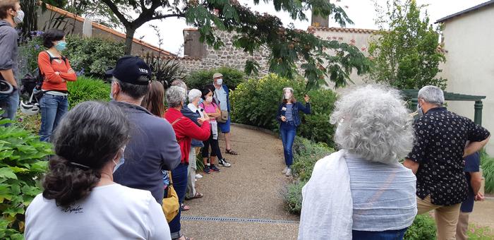 Journées du patrimoine 2020 - Visite guidée de Mortagne-sur-Sèvre