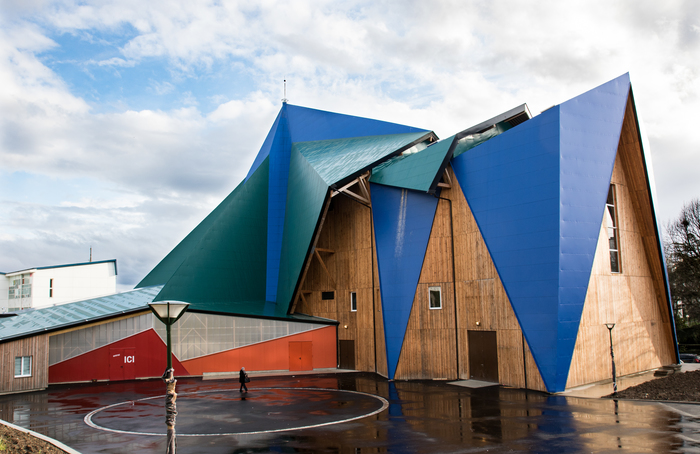 Journées du patrimoine 2019 - Visite guidée avec Loïc Julienne, architecte du lieu