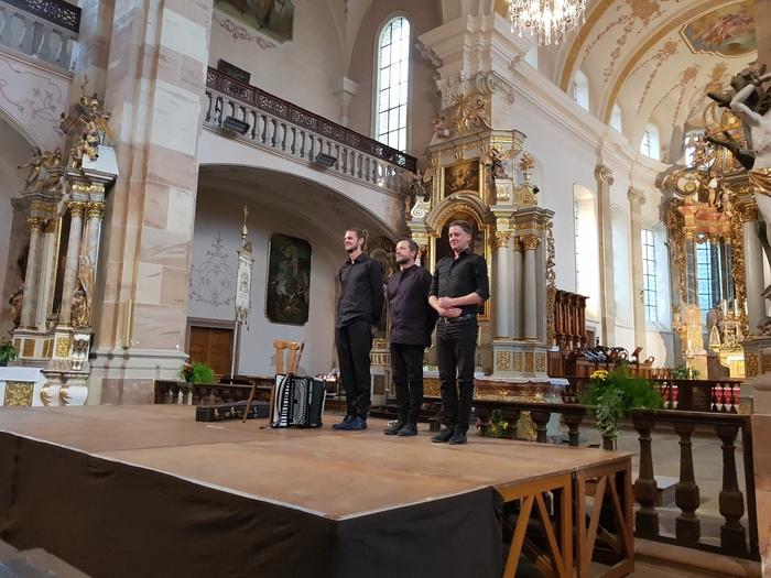 Journées du patrimoine 2019 - Concert en l'Abbatiale