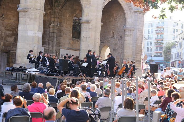 Journées du patrimoine 2019 - Concert de l'Orchestre de l'Alliance