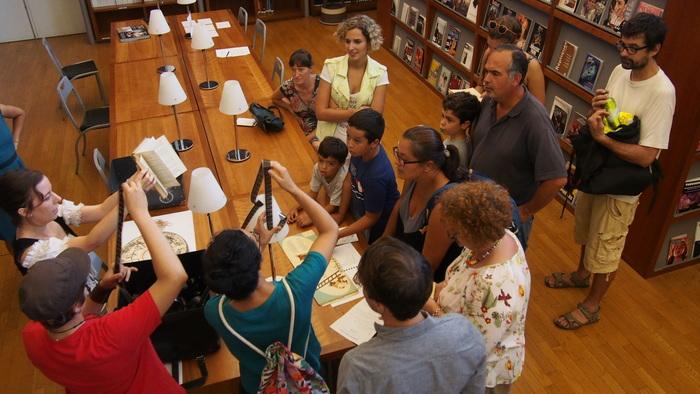 Journées du patrimoine 2019 - Chasse aux trésors pour les enfants à la bibliothèque