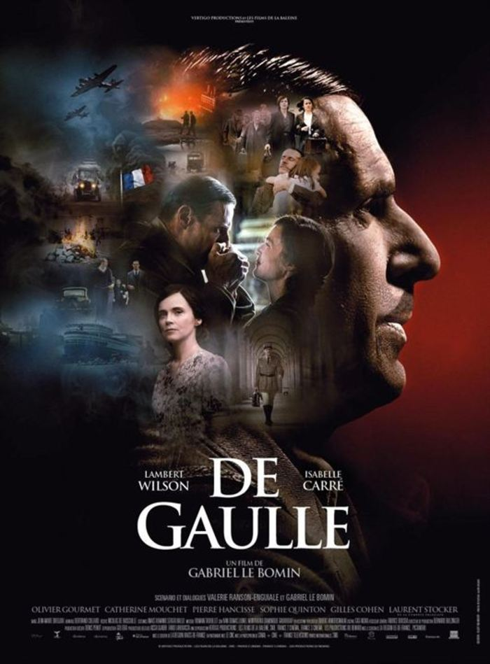 Biopic de Gabriel Le Bomin avec Lambert Wilson… - FRANCE - 2020 - 1H49