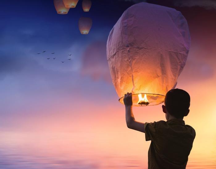 Journées du patrimoine 2019 - L'atelier des lanternes célestes