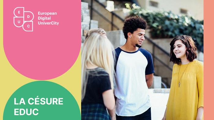 Une réunion d'information sur la césure EDUC aura lieu en ligne le 18 octobre de 12h30 à 13h30, en anglais et en présence des partenaires européens.