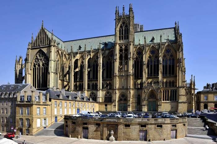 Journées du patrimoine 2020 - Visite guidée de la cathédrale Saint-Etienne