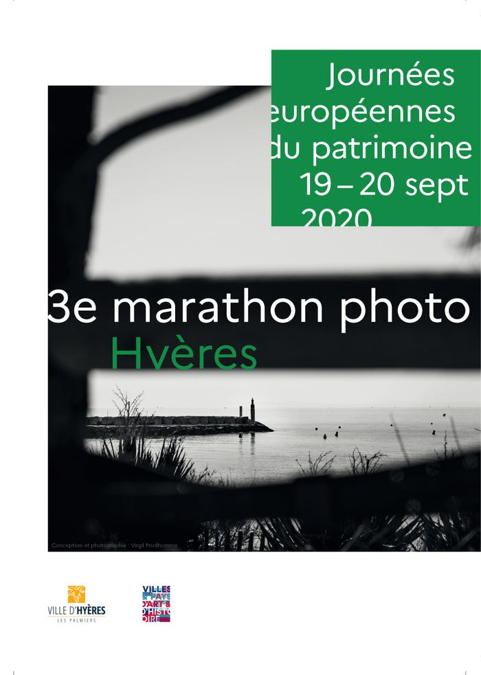 Journées du patrimoine 2020 - Marathon photo