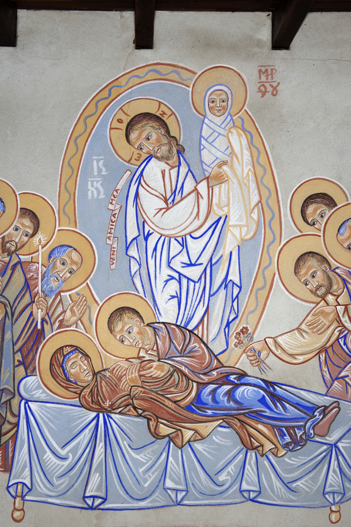 Journées du patrimoine 2020 - Visite guidée des fresques de Nicolaï Greschny