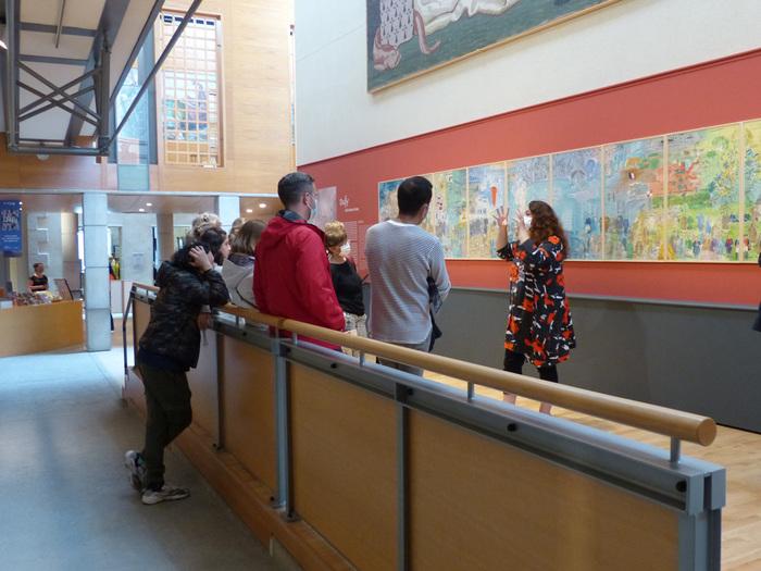 Journées du patrimoine 2020 - Visite guidée « Au-delà des apparences »