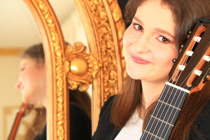 Journées du patrimoine 2019 - Concert de guitare classique par Cassie Martin