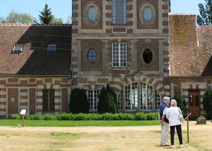 Journées du patrimoine 2019 - Visitez les jardins et extérieurs de cette ferme typique Eurélienne et découvrez son histoire et architecture