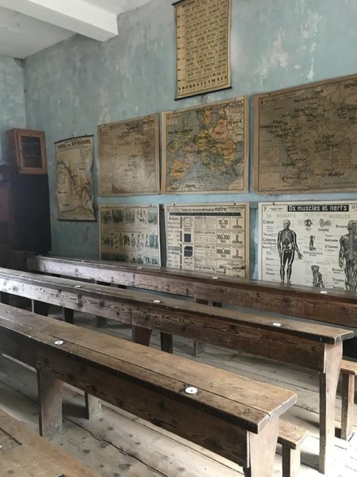 Journées du patrimoine 2019 - Ecole-musée de Chaudenay-Château