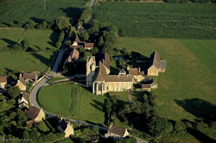 Journées du patrimoine 2020 - Visite libre des bâtiments du prieuré de Sainte-Gauburge