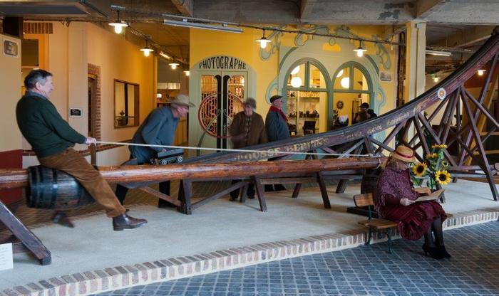 Journées du patrimoine 2020 - Au Village des Métiers d'Antan