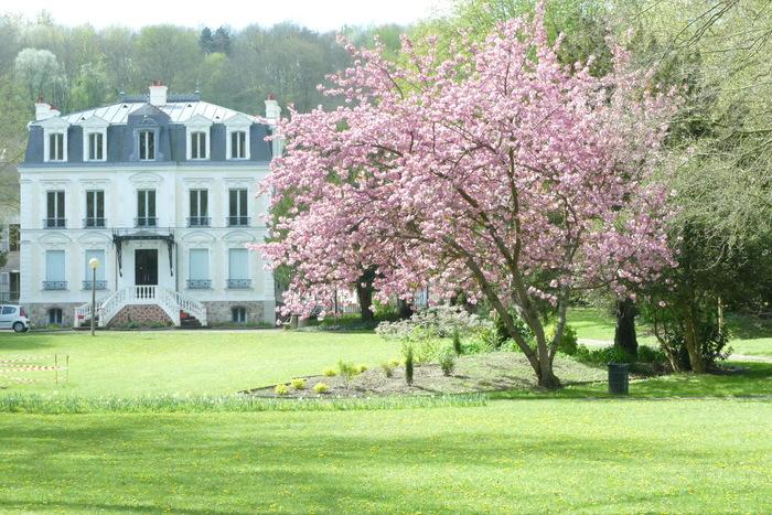 Journées du patrimoine 2019 - Visite libre des deux parcs communaux de Jouy Le Moutier