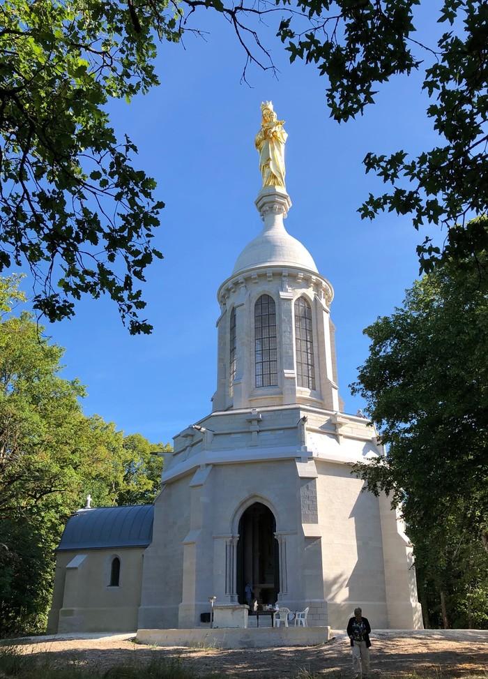 Journées du patrimoine 2020 - Notre-Dame d'Étang