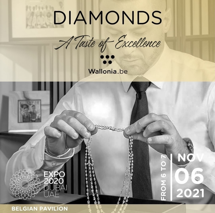 You are invited to Pino Spitaleri's pop-up Atelier, the leader in Diamond Craftsmanship.