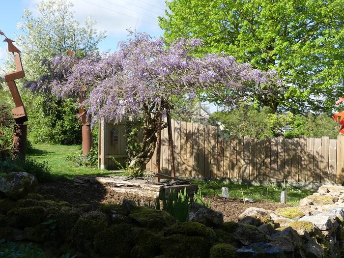 Journées du patrimoine 2020 - Découvrez le jardin du Champ Clos, à Plaintel.