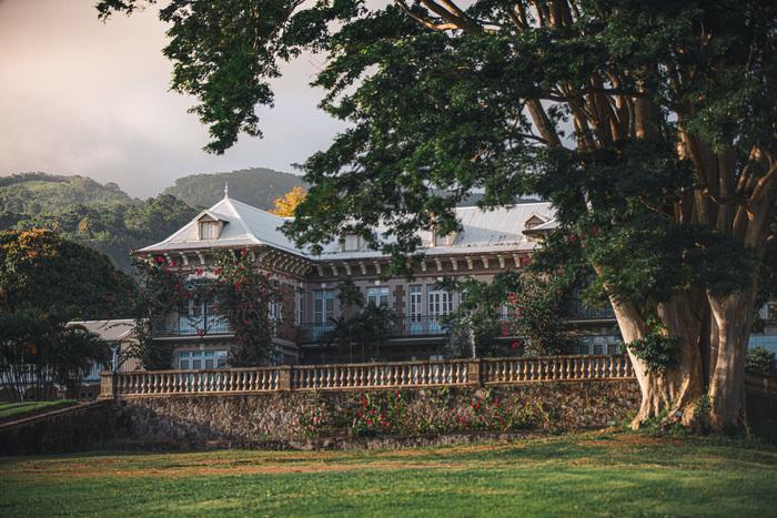 Journées du patrimoine 2020 - St-Pierre / Visite commentée du site et du château DEPAZ, réservée aux scolaires
