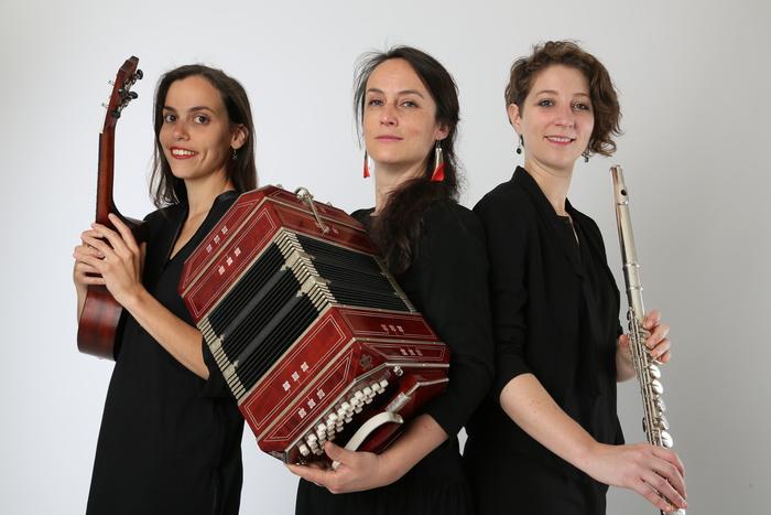Journées du patrimoine 2019 - Concert : Las Famatinas