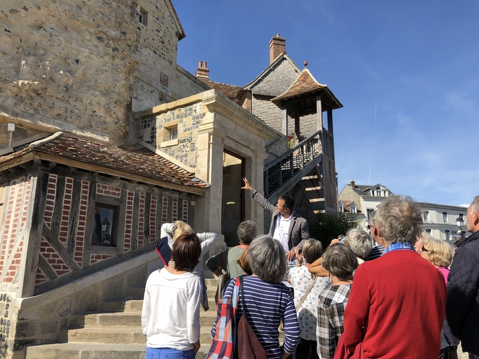 Journées du patrimoine 2019 - Visite guidée de la Lieutenance
