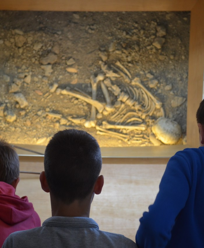 Journées du patrimoine 2020 - Sur les traces de l'Homme de Neandertal...