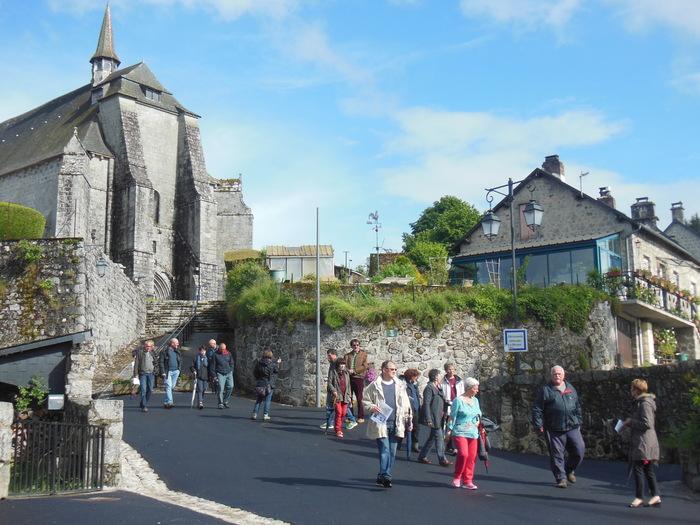 Journées du patrimoine 2019 - Découverte guidée d'une ancienne église priorale et de son architecture.