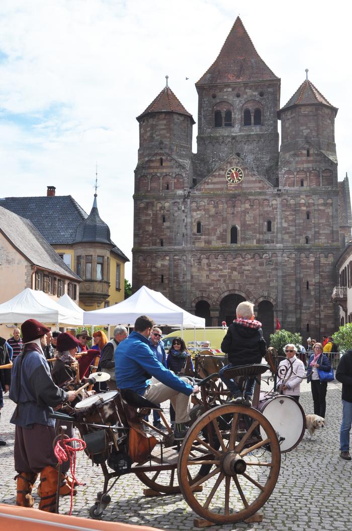 Journées du patrimoine 2019 - Journée festive de clôture du Symposium de sculpture sur pierre