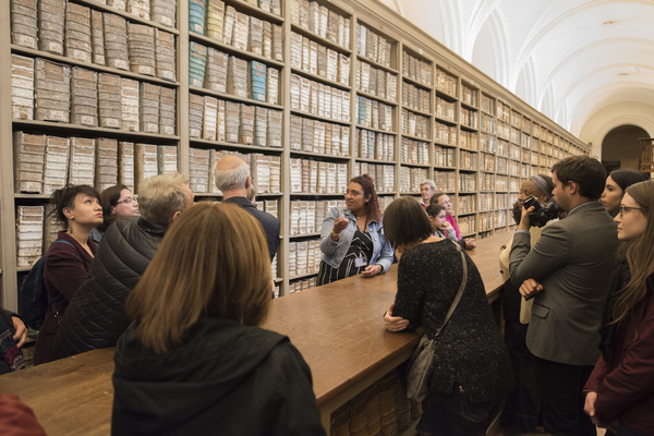 Nuit des musées 2019 -Visite guidée des Grands dépôts d'archives