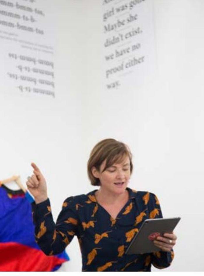 Journées du patrimoine 2019 - Rencontre avec l'artiste Delphine Chapuis-Schmitz