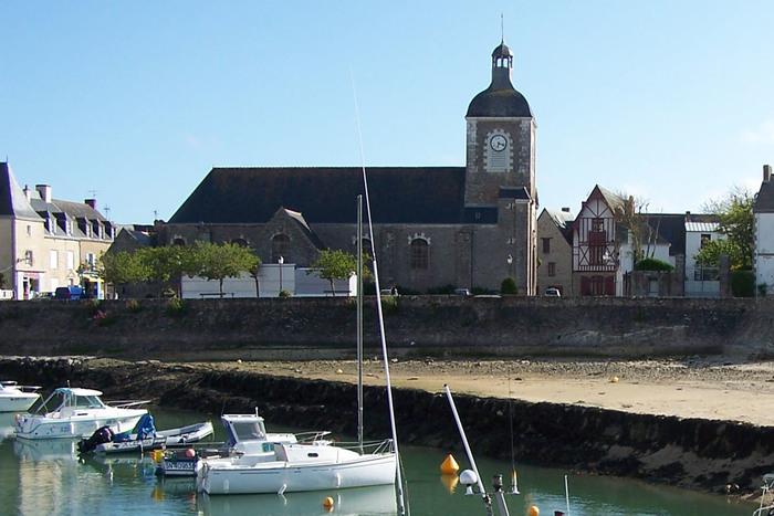 Journées du patrimoine 2019 - Visites guidées du centre bourg de Piriac et d'un jardin secret