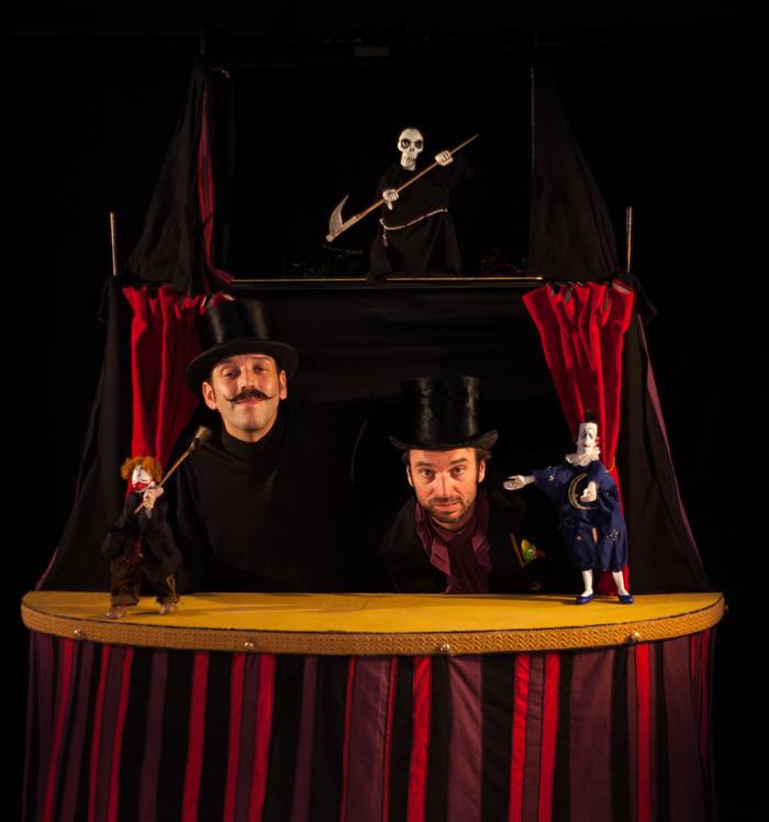 Minimal Circus - Compagnie Zusvex
