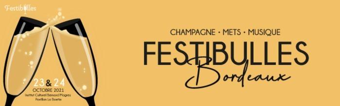 Festibulles : le 1er festival de champagne en terre Bordelaise