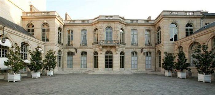 Journées du patrimoine 2019 - Visite de l'hôtel de Matignon et de son jardin