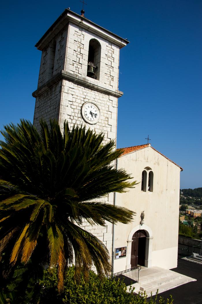 Journées du patrimoine 2019 - Visite de l'église Saint-Marc