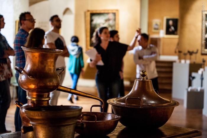 Journées du patrimoine 2019 - Découverte des trésors du musée