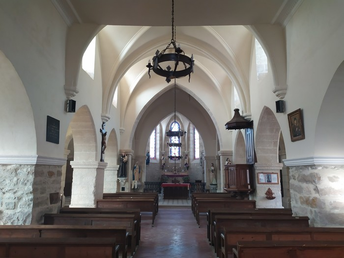 Journées du patrimoine 2020 - Ouverture de l'église Saint-Germain à Coucy les Eppes