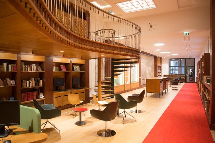 Journées du patrimoine 2019 - Visite de la Bibliothèque historique et de l'hôtel Lamoignon