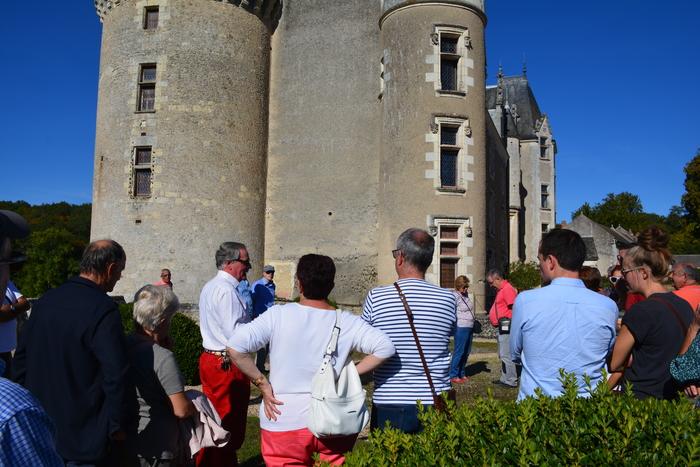 Journées du patrimoine 2019 - Présentation historique au château